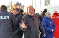 На Волыни священник УПЦ МП открыл стрельбу по активистам возле храма (обновлено)