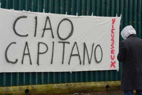 Медична експертиза підтвердила смерть капітана «Фіорентини» Асторі від зупинки серця