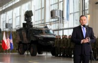 Польша подписала контракт на поставку американских систем ПРО Patriot