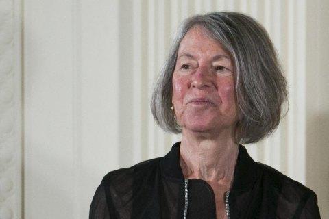 Нобелівську премію з літератури отримала поетеса Луїза Глюк