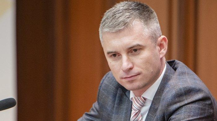 Голова НАЗК Олександр Новіков