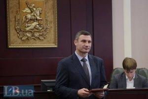 Кличко не збирається йти з посади мера Києва після виборів