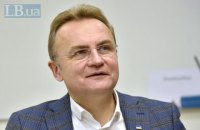 Садовый решил баллотироваться в мэры Львова