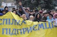 Предприниматели попросят Януковича ветировать Налоговый кодекс