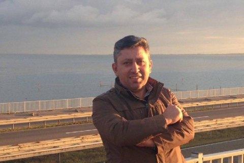 Журналіст Гусейнов, що втік з країни, збирається скаржитися на українську прокуратуру в ЄСПЛ