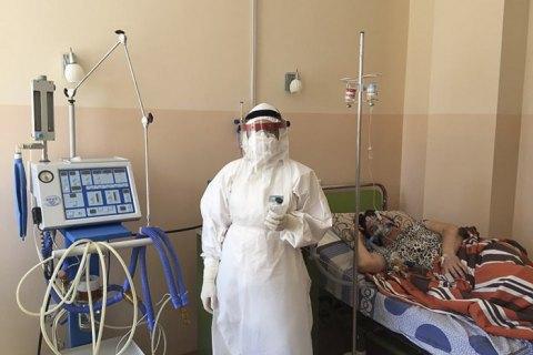 Минздрав проверит больницы, где лечат пациентов с COVID-19
