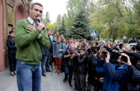 Кличко начал предвыборный тур по регионам