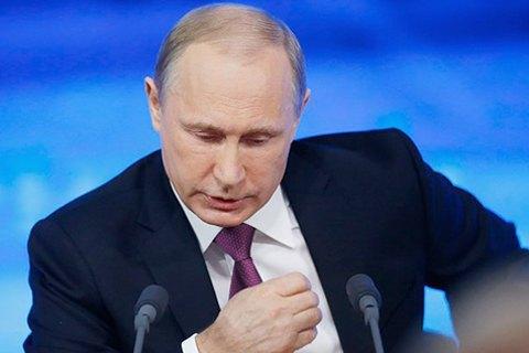Путін визнав участь Росії у війні на Донбасі