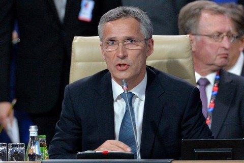 Украине необходимы реформы на пути к членству в НАТО, - Столтенберг