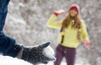 В американському місті Уосо знімуть півстолітню заборону на гру у сніжки