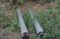 Бойовики використовували некеровані авіаційні ракети для обстрілу біля Павлополя, - штаб ООС