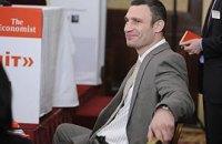 Источник: Кличко в Киеве хочет объединиться с Яценюком