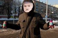 Минчанам раздали хрен от имени Лукашенко