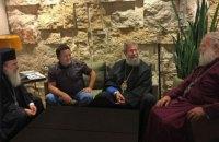 Украину посетят Иерусалимский, Александрийский патриархи и Кипрский архиепископ