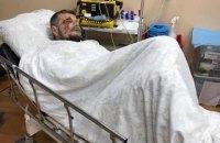 Мосийчук рассказал о состоянии здоровья после взрыва на Соломенке
