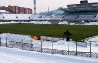 Центральний матч туру в Українській Прем'єр-лізі відвідали 95 осіб (оновлено)