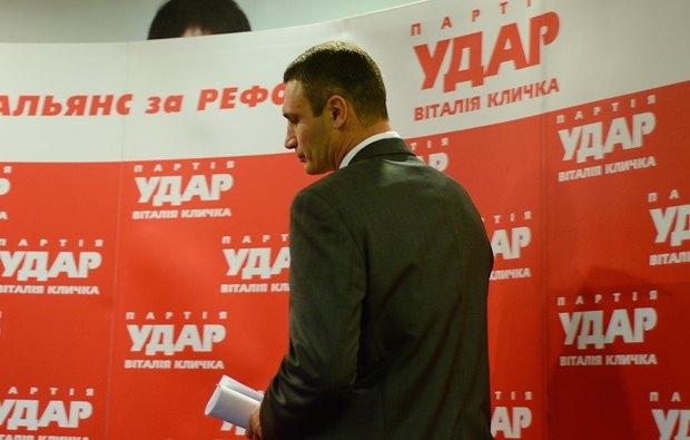 Что реально может Кличко, станет известно очень скоро