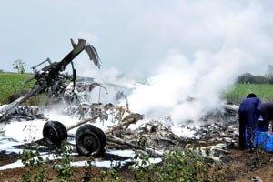 Турецкие военные сбили сирийский вертолет