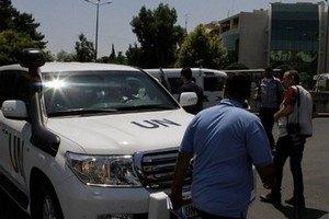 В Сирию прибыли эксперты по уничтожению химоружия