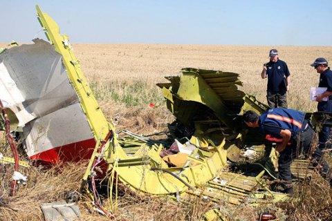 Родичі жертв катастрофи MH17 зажадали відновити пошукові роботи