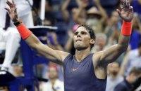 US Open: Надаль выиграл четвертьфинальный пятичасовый марафон