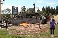 На полях Ивано-Франковщины уже несколько десятков лет горит газ