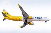 Новий український лоукостер почне літати з Києва до Одеси з 14 жовтня