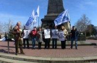 """У Севастополі розігнали мітинг проти беззаконня окупаційної """"влади"""""""