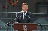 Зеленський про вбивство військового медика на Донбасі: Україна повинна жорстко відповідати на підлі дії бойовиків