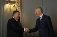 Україна обговорила з Францією перспективи виробництва патрульних катерів