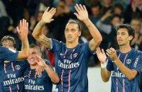 Ібрагімович знову став кращим у Франції