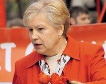 КПУ - единственная в Украине оппозиционная партия, - Александровская