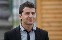 "Зеленский покидает пост генпродюсера телеканала ""Интер"""