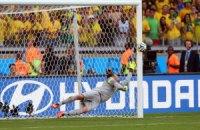 Бразилія відпрацьовувала пенальті напередодні битви з Колумбією