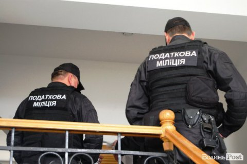 При обыске конвертцентра в Киеве изъяли 34 млн гривен