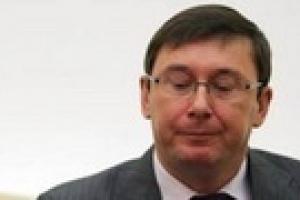 Луценко: Лучше Москаля в Крыму может быть только Москаль