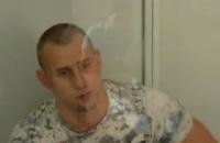 """Суд арестовал бывшего """"беркутовца"""" Лободу, подозреваемого в нападении на Автомайдан"""