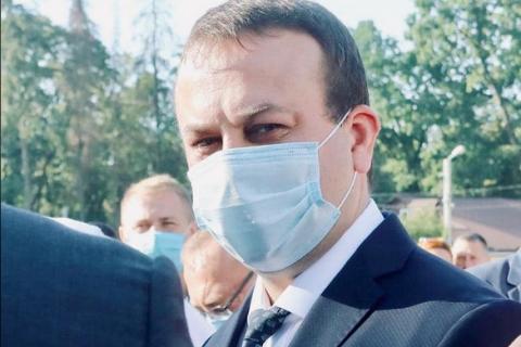 Глава Винницкой ОГА заболел коронавирусом