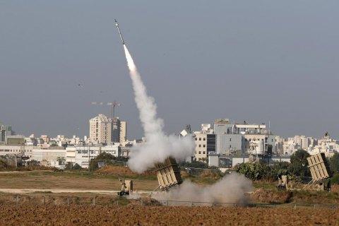 В Тель-Авиве сработали сирены воздушной тревоги