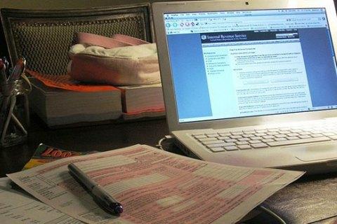 Правоохоронці проводять обшуки урозробникаПО для електронних декларацій