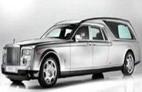 Rolls Royce сделал самый дорогой в мире катафалк - на базе Phantom B12