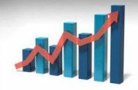 Економіка України прискорила зростання