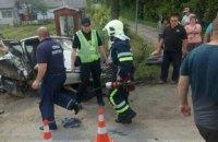 Під Івано-Франківськом поліцейський став винуватцем ДТП з двома загиблими
