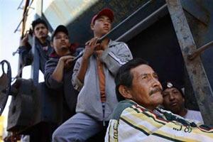 Иммиграция мексиканцев в США приостановилась