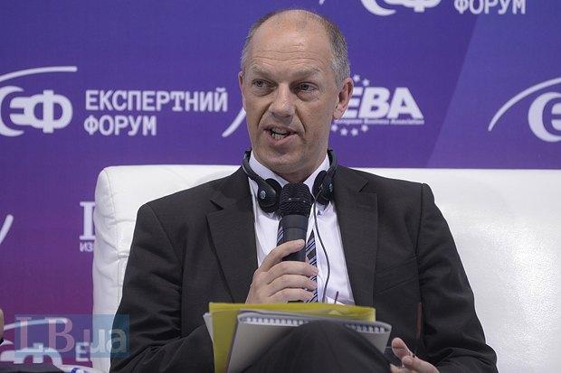 Николас Бердж, глава Торгово-экономической секции Делегации ЕС в Украине