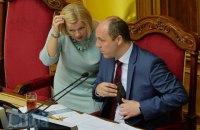 Рада в четверг планирует рассмотреть вопрос реформы своей работы