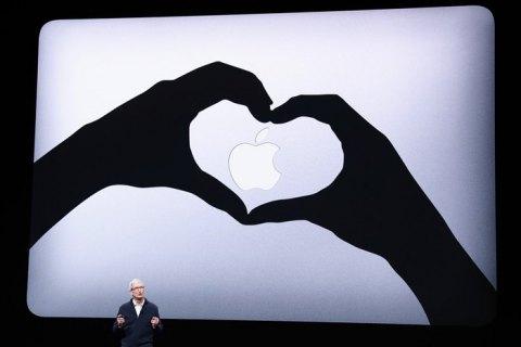 Apple представляет новые устройства: прямая трансляция