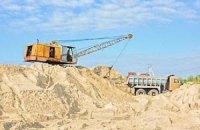 В Севастополе пятые сутки протестуют против варварской добычи песка у мыса Фиолент