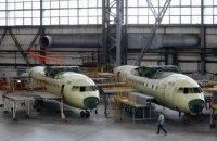 """""""Антонов"""" збирається збільшити випуск літаків з 2 до 25 на рік"""
