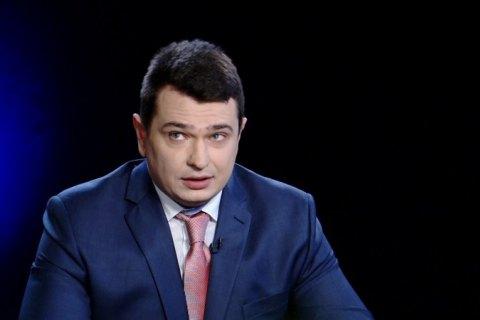 """Сытник назвал """"фантастикой"""" сообщения о прослушке Холодницкого"""